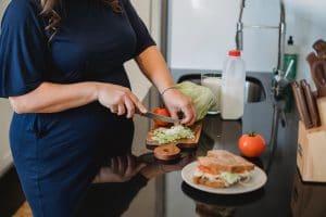 Comer saludable en el segundo trimestre del embarazo