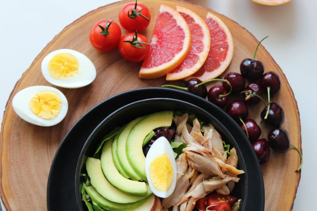 Alimentación recomendada en el embarazo