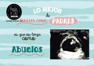 Anunciar embarazo