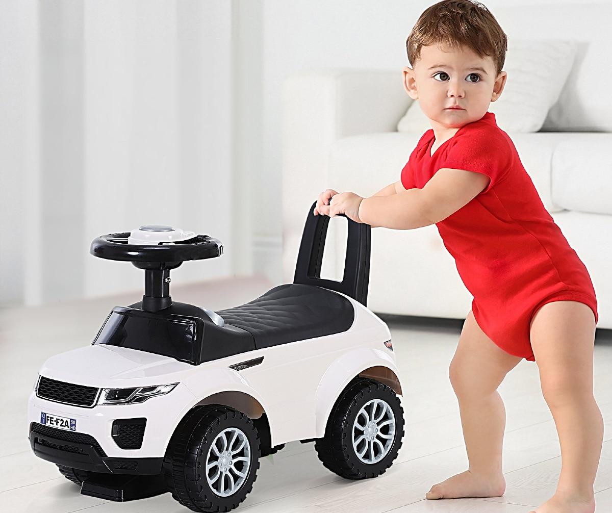el uso de los correpasillos para bebés
