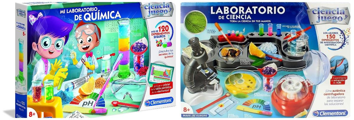 Laboratorios de ciencias y química