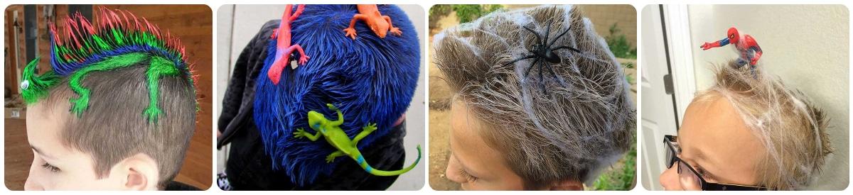 Corte de pelo originales para días de disfraces