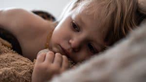 leucemia en un niño