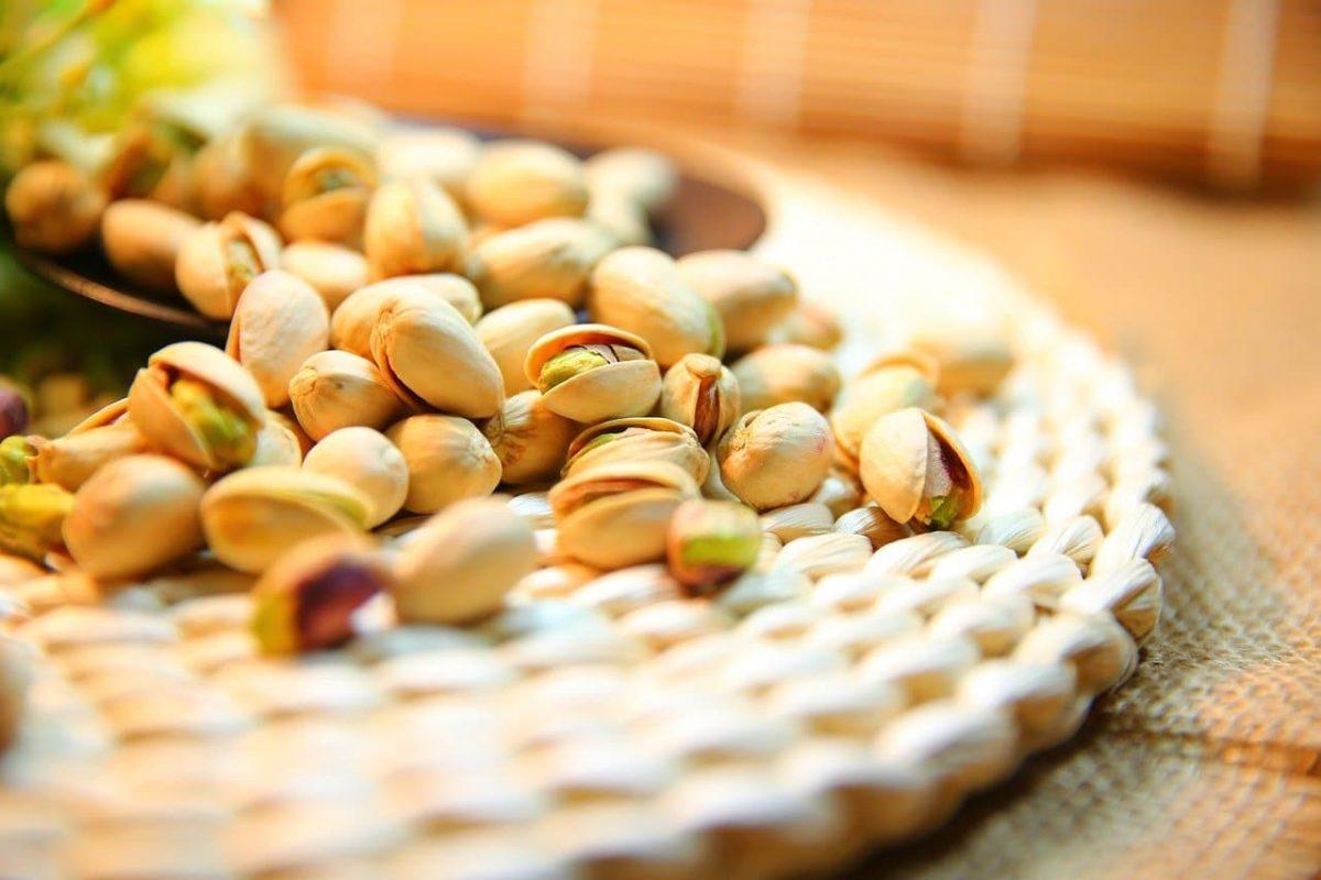 Beneficios de los pistachos para los niños