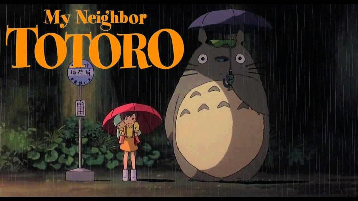 Película Mi vecino Totoro