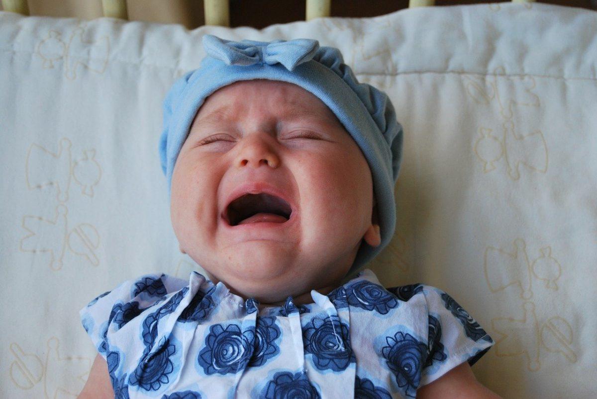 calmar los cólicos del bebé