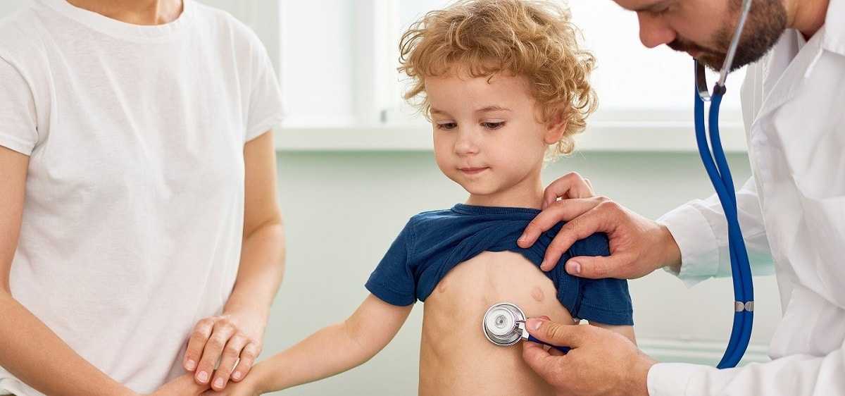 La salud en la infancia