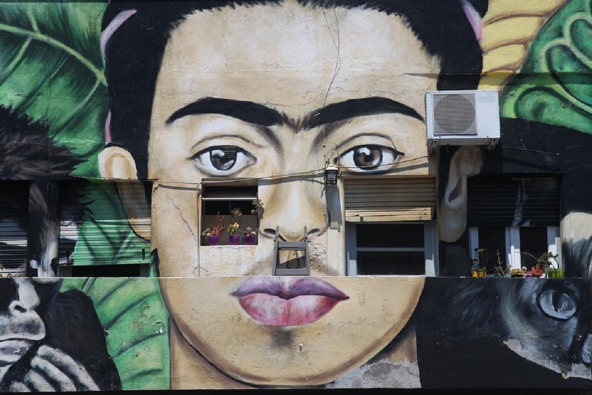 Mural Frida Khalo