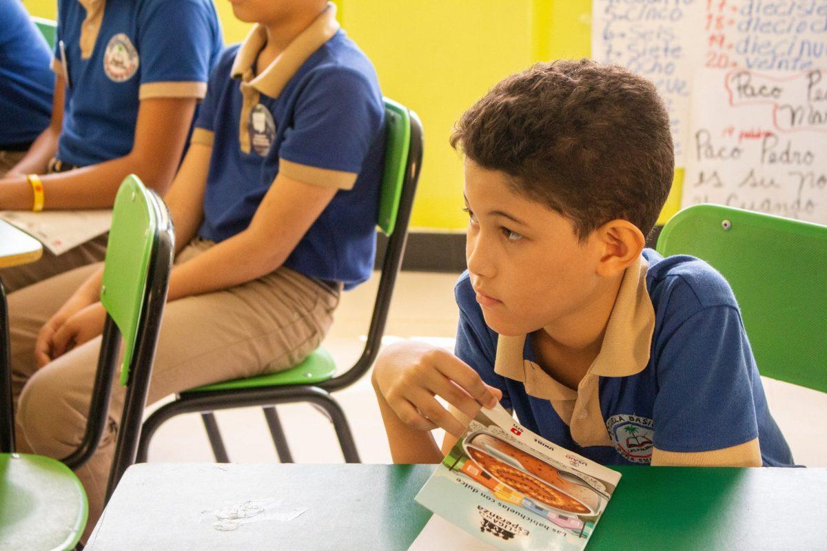 enseñar poesía en la escuela