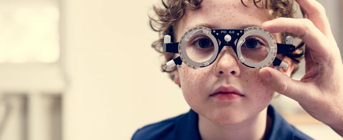 Niños con glaucoma