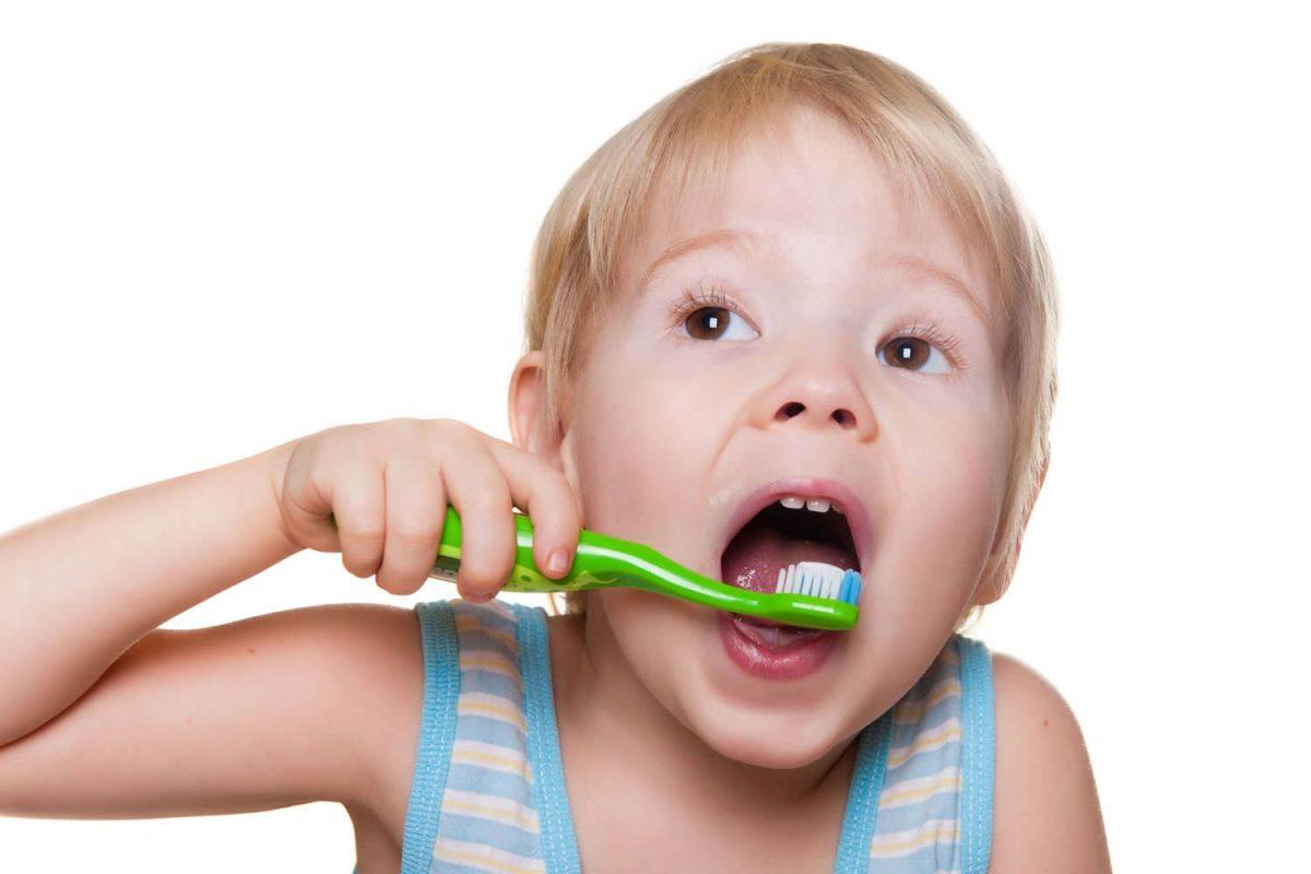 Salud bucodental niños