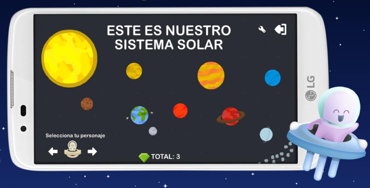 Las mejores aplicaciones infantiles para descubrir la astronomía