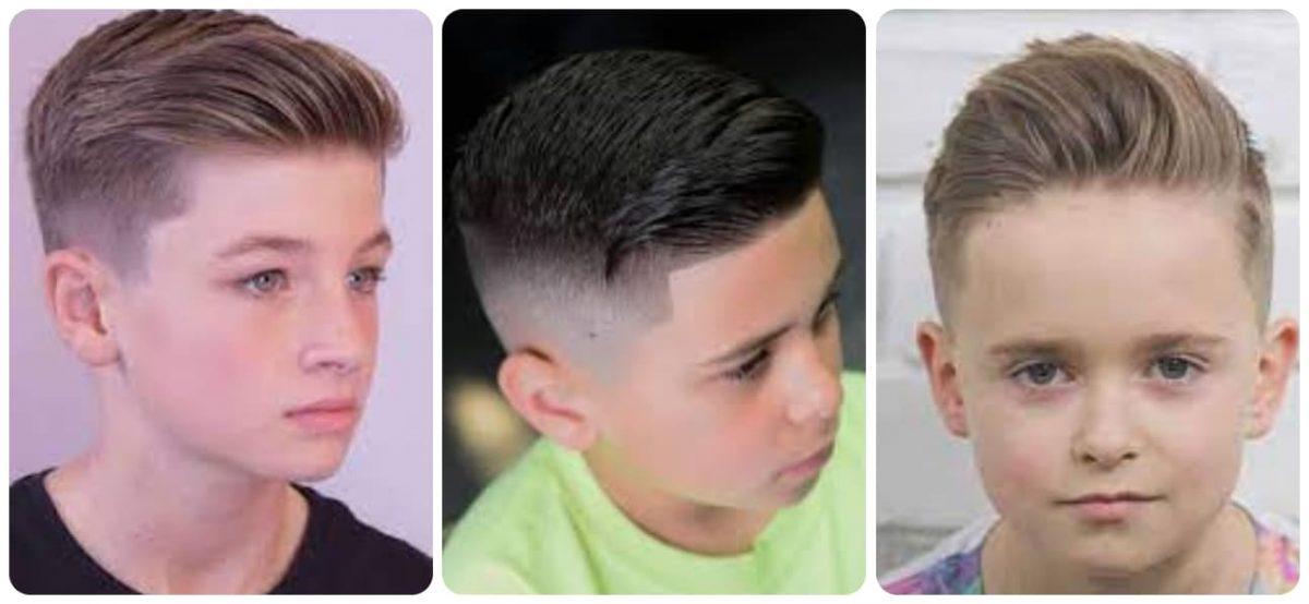 Peinados para niños clásicos