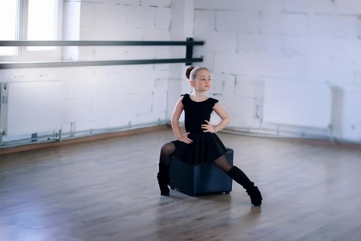 Beneficios de la danza para los niños
