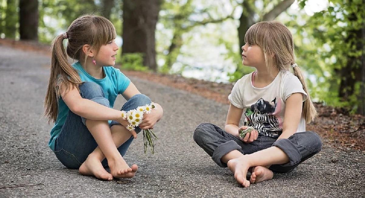 Explicar a los niños qué es la salud