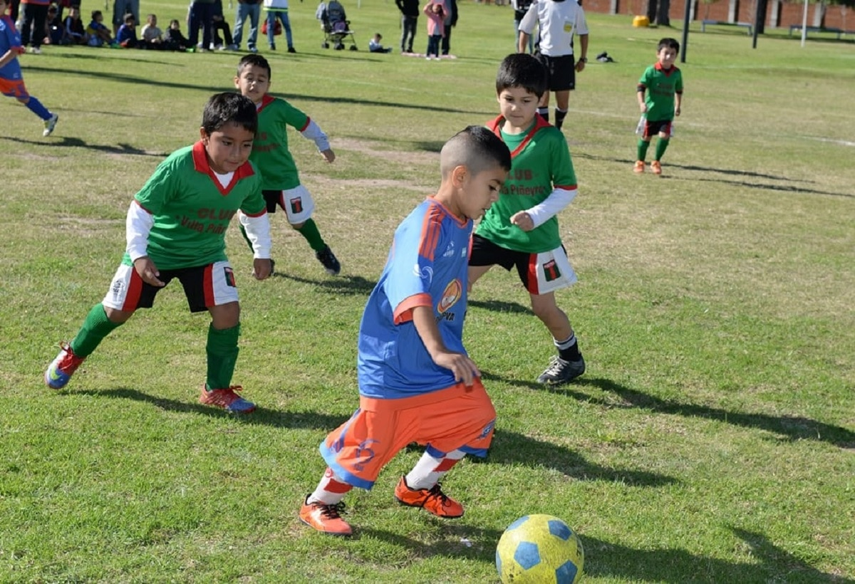 actividades deportivas infantiles
