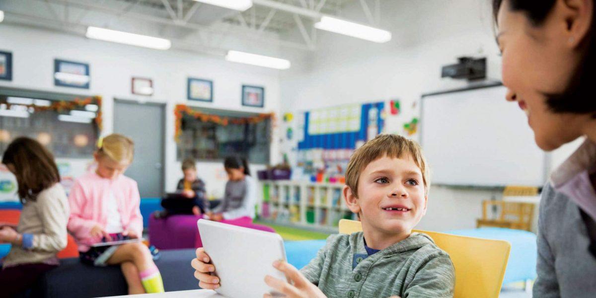 Niños con hemofilia en la escuela