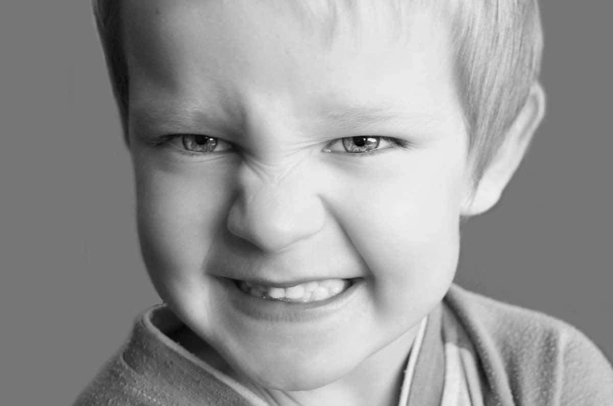 A mi hijo no se le caen los dientes
