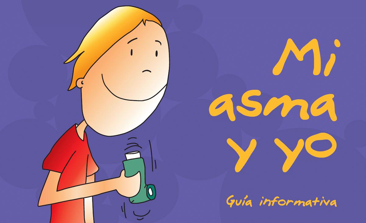 guia asma niños