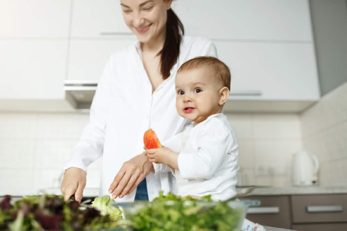 Alimentación en bebés