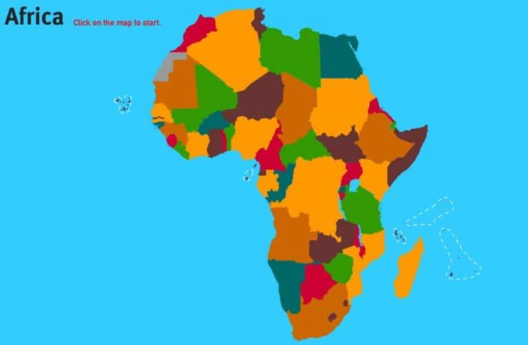apps geografía niños