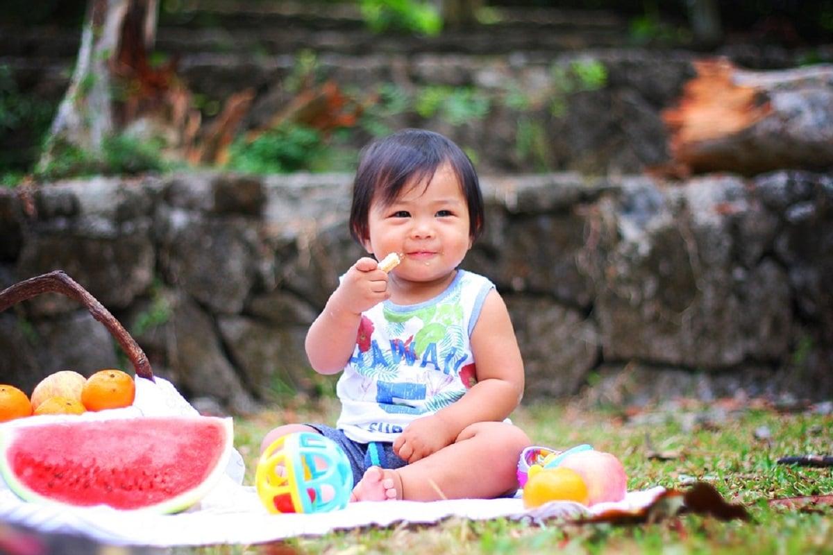 Mejorar la alimentación de los niños