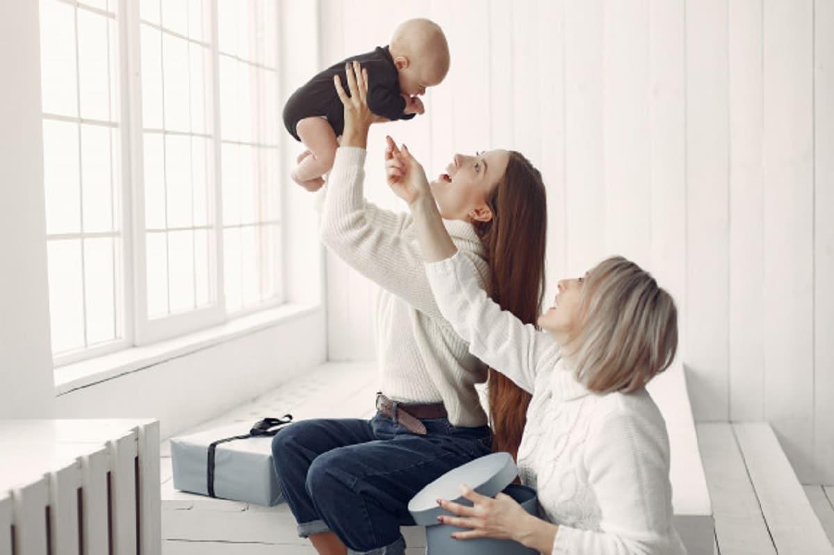 Visitas al recién nacido
