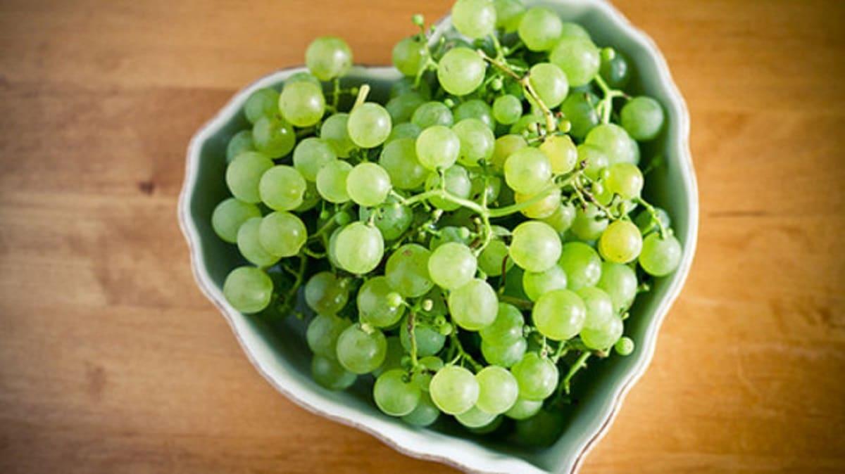 uvas presión arterial