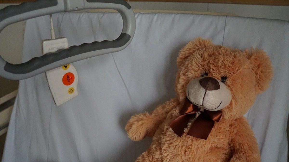 Mi hijo está hospitalizado