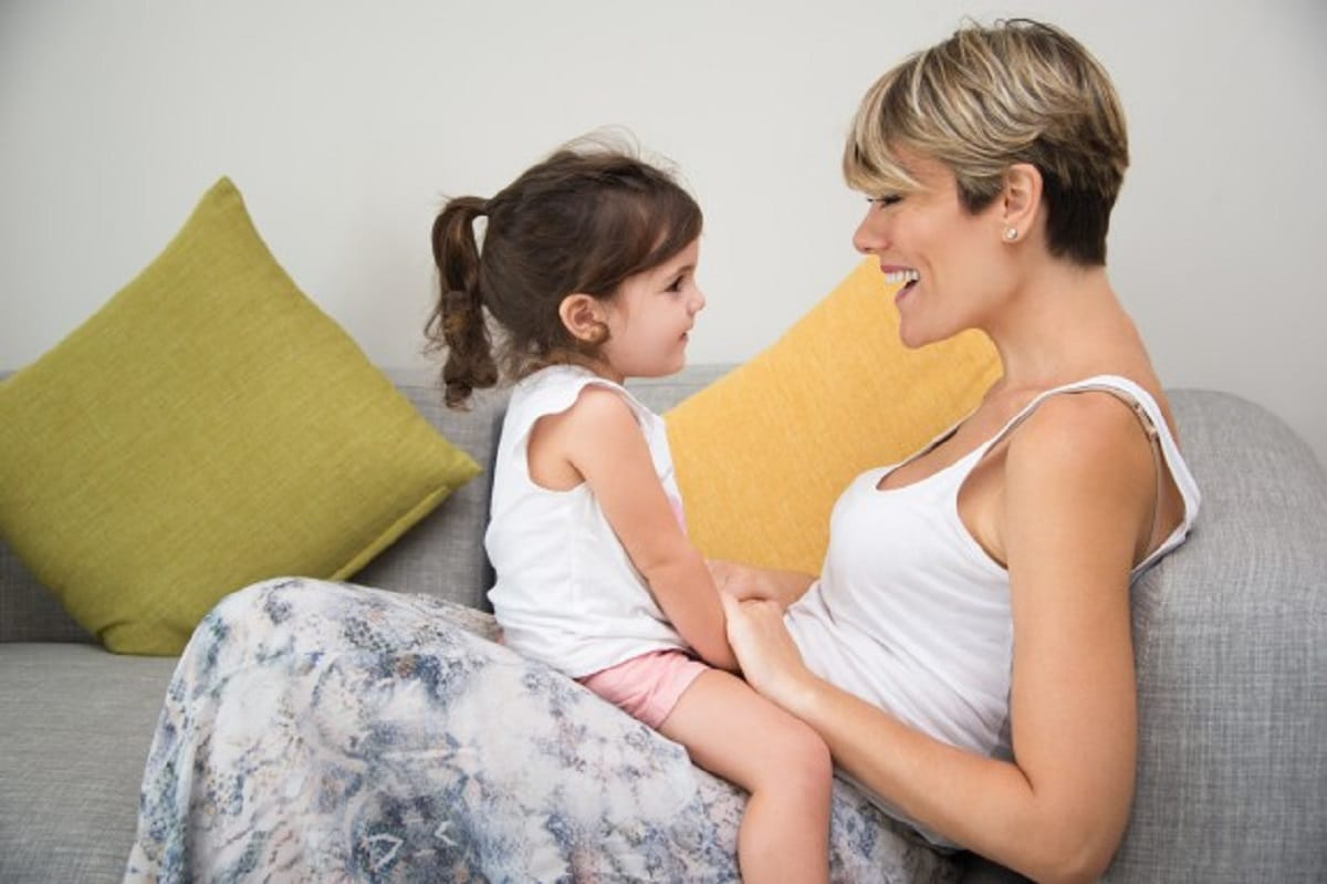 Comunicación madre e hija