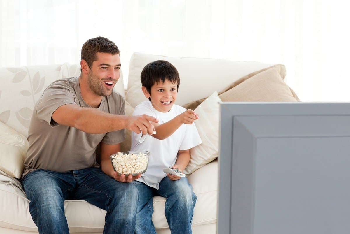 películas padres hijos star wars