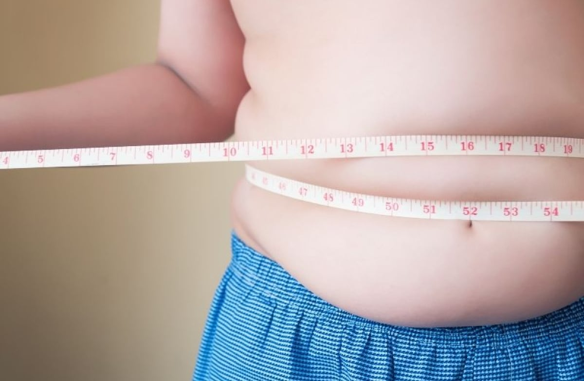 Mi hijo tiene que bajar de peso