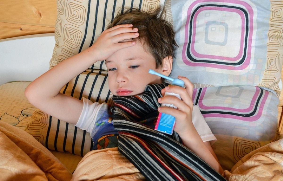 Problemas respiratorios en niños