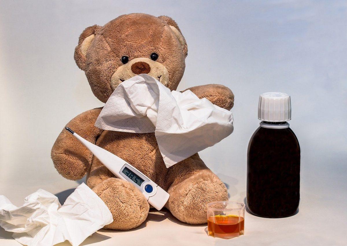 Mi bebé tiene fiebre