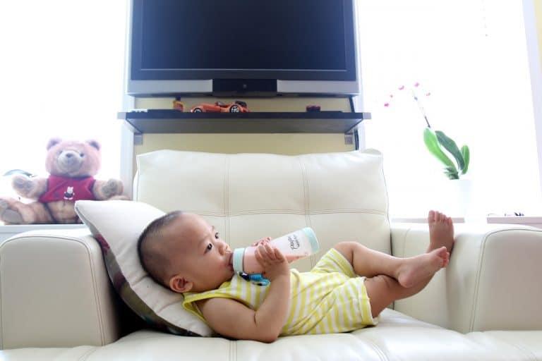 Por qué mi bebé no quiere tomar leche