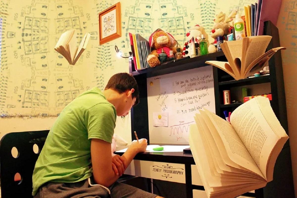 Enseñar a los adolescentes a ser organizados