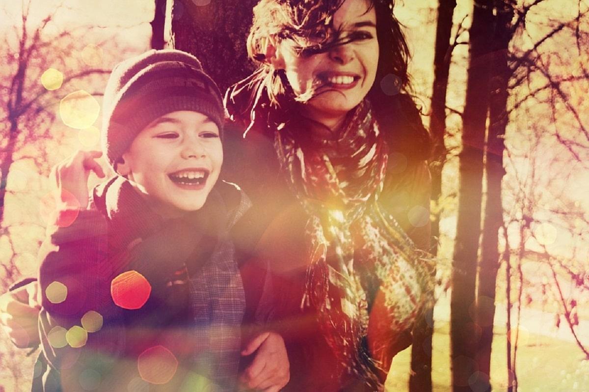 Cambios en la relación madre e hijo