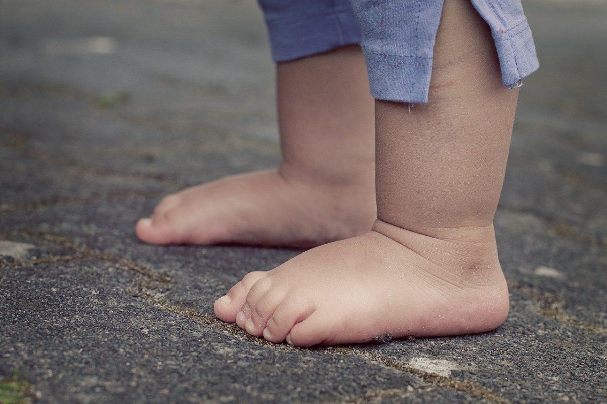 Mi hijo camina en puntas