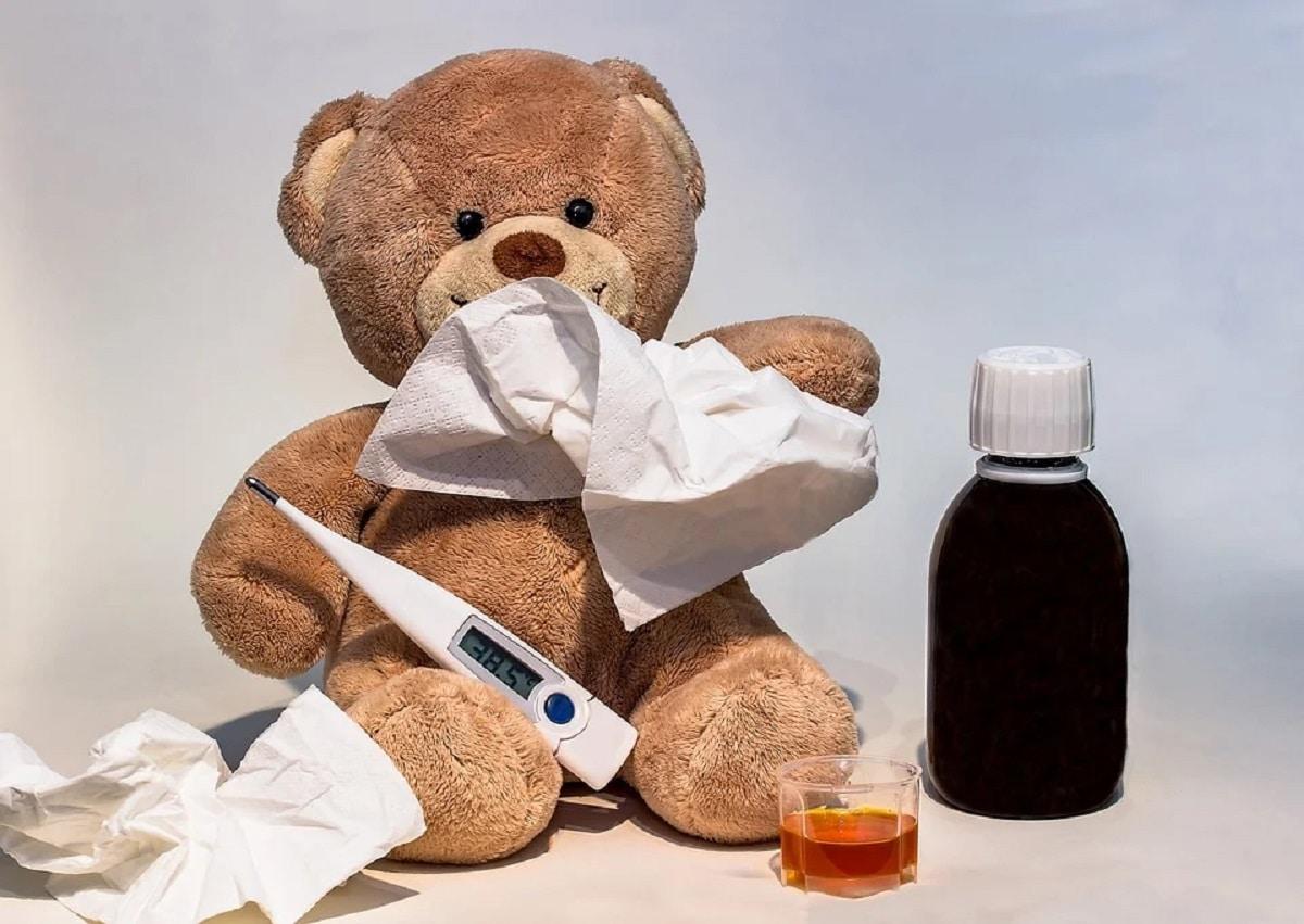 Cómo tratar la fiebre en niños