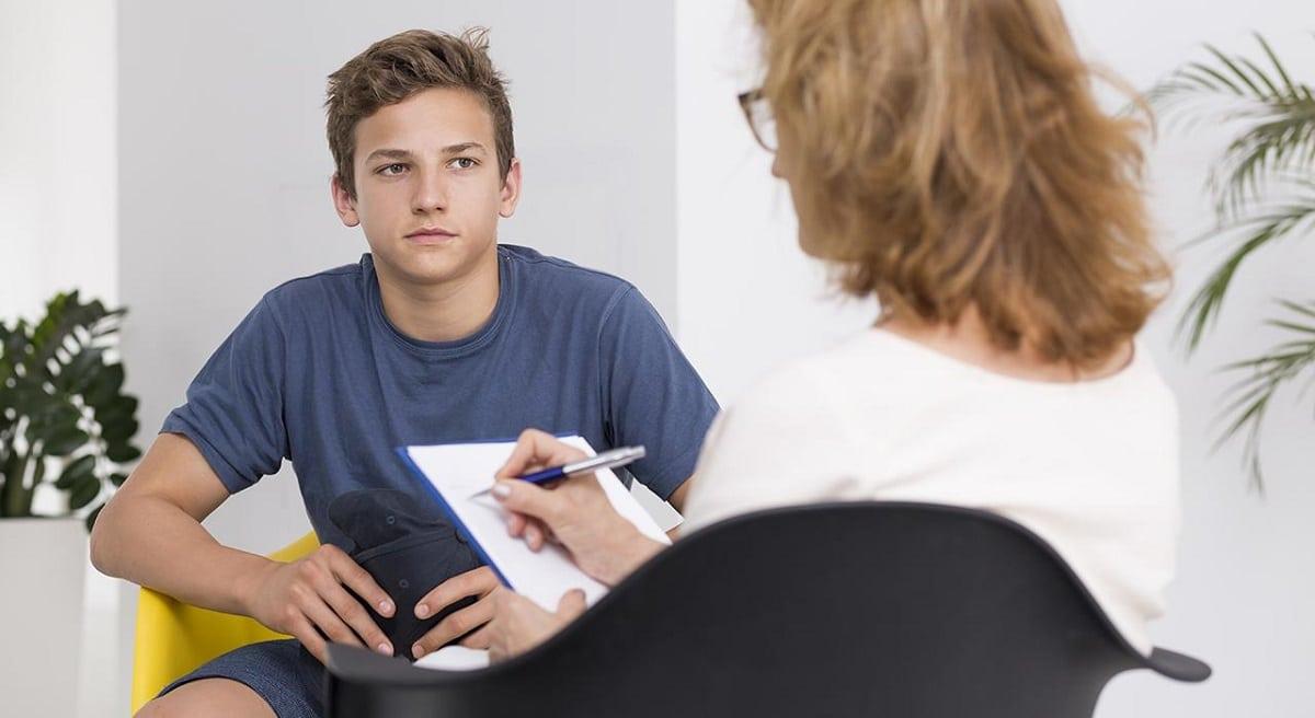 terapia adolescente