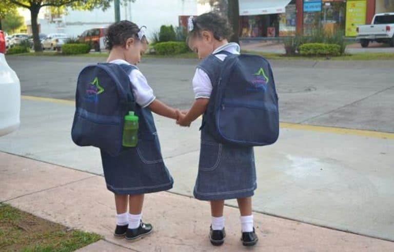 escuela niños