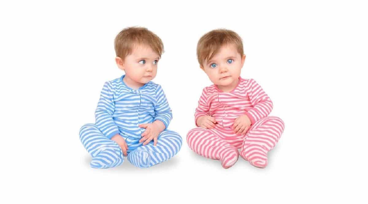 gemelos crecen