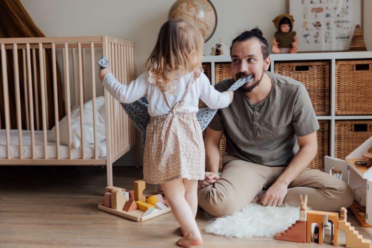 El desarrollo psicomotor en los niños