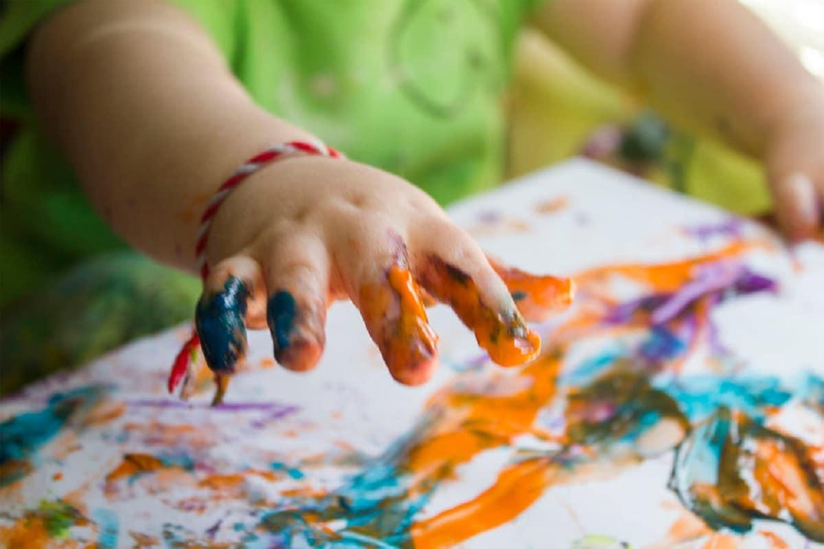 creatividad niños