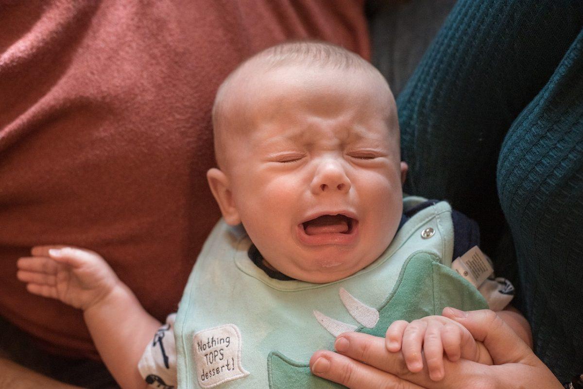 Mi bebé no quiere tomar leche