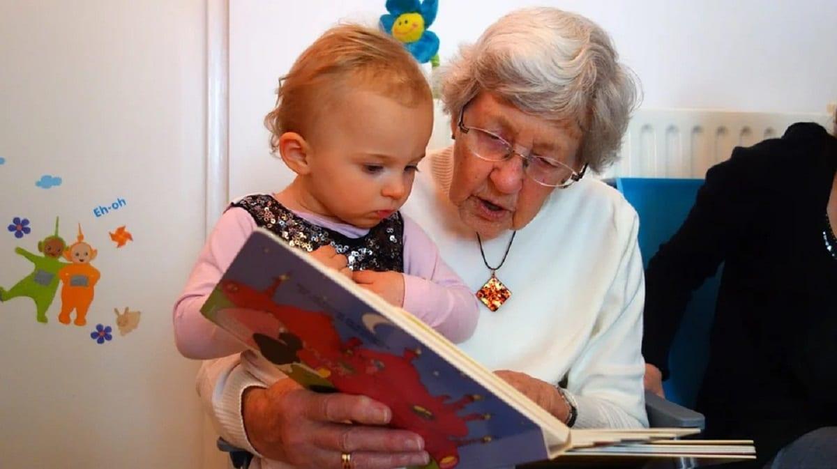Poner límites a los abuelos