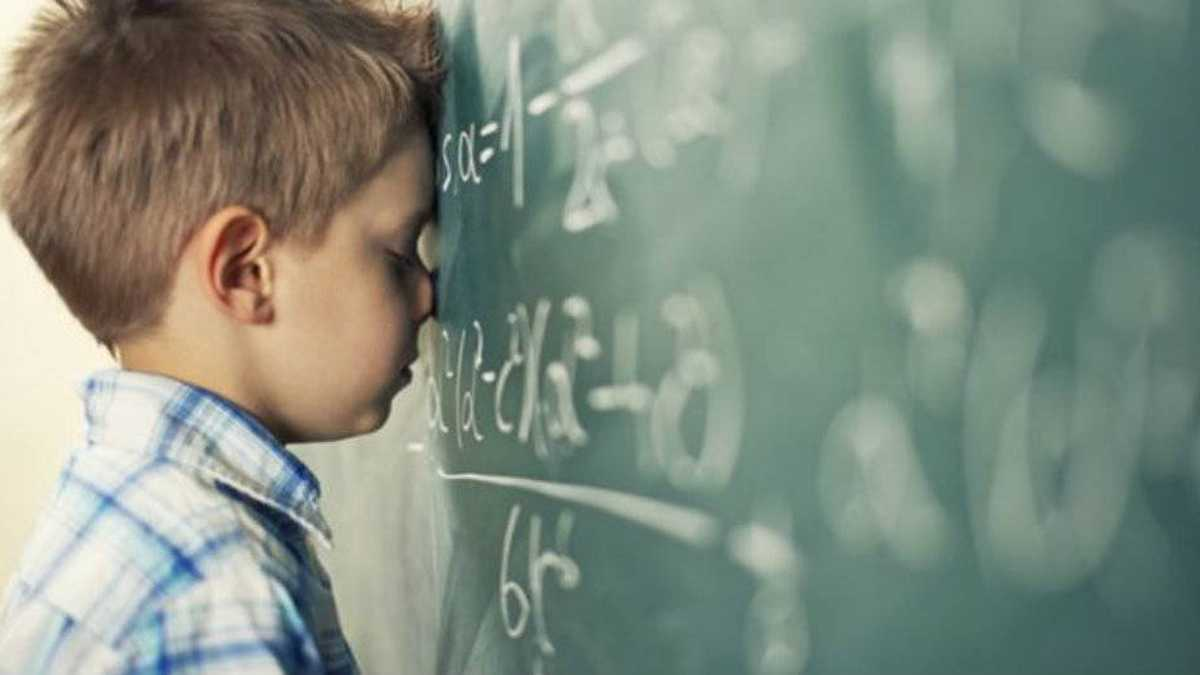 hijo olvida lo que aprende