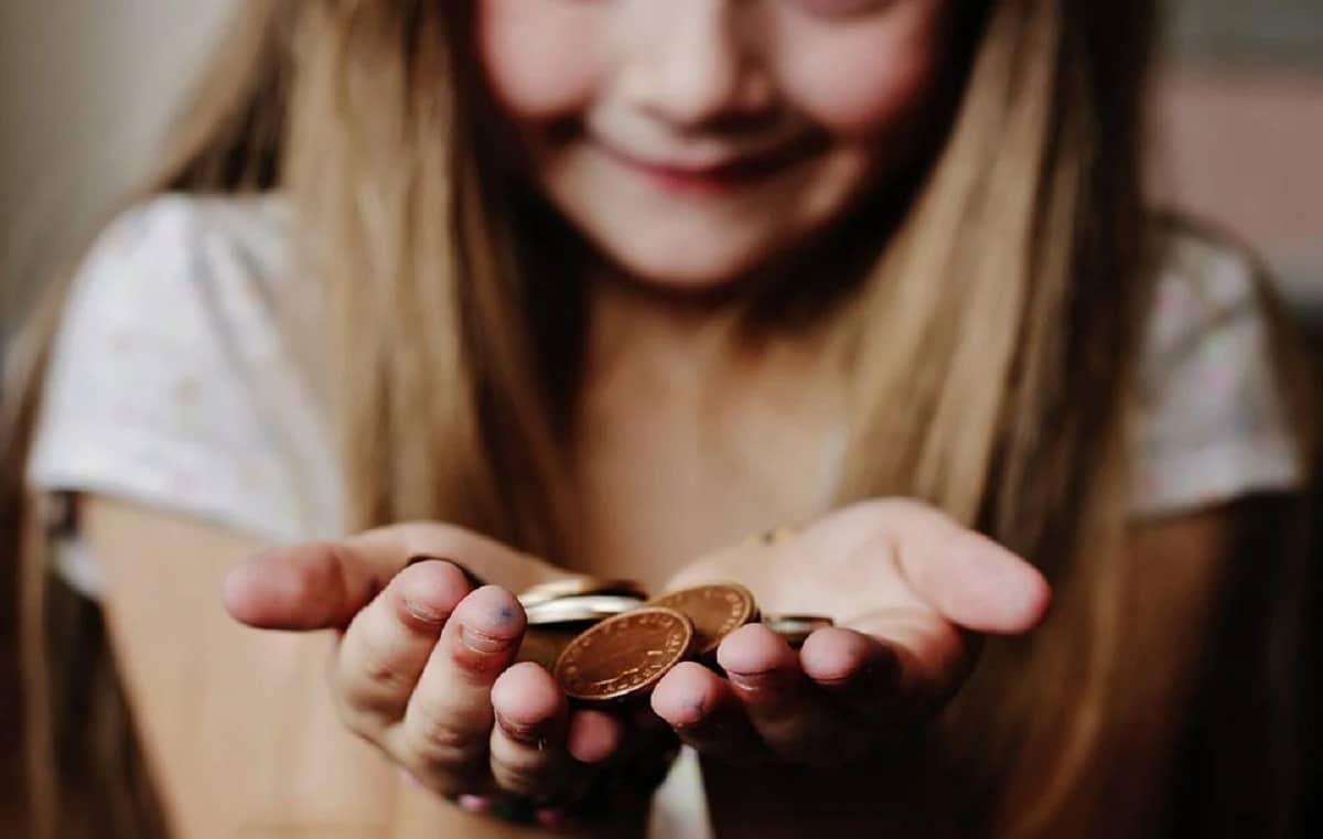 Enseñar el valor del dinero