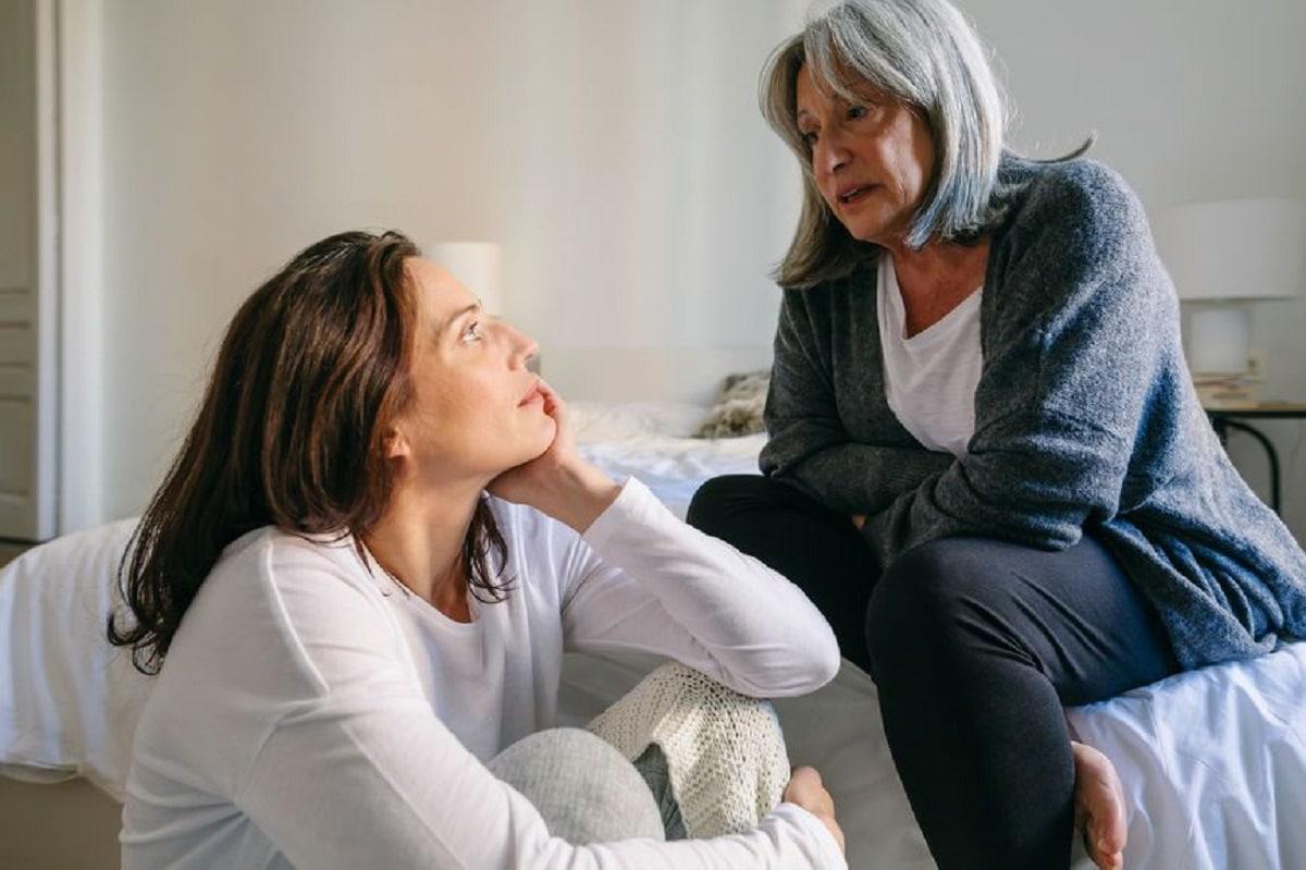 Hablar con los abuelos