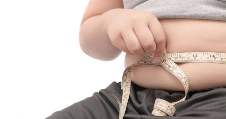 ¿Tiene mi hijo obesidad?